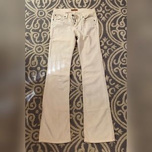 James Jeans Cured by Sean Corduroy Jeans Size 27